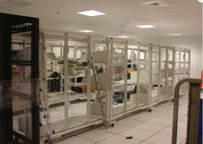 Computer Associates, Labs on Demand Data Center, Islandia, NY