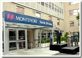 Montefiore Medical Center Opthamology Suite, Bronx, NY